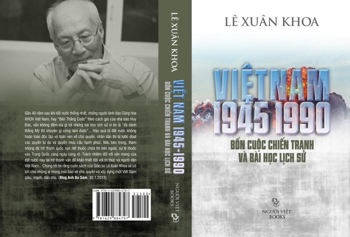 VIET NAM 1945-1990 COVER