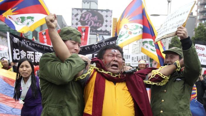 Tibet - Taiwan - China
