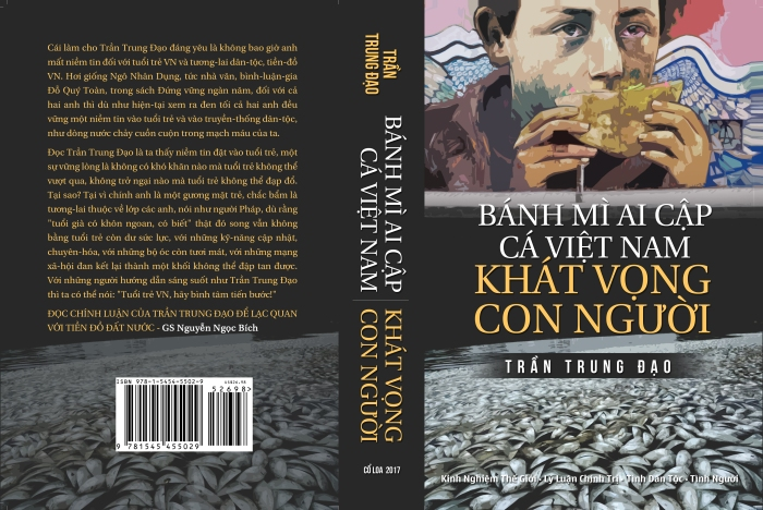 TRANG TRUNG DAO - BANH MI CAI CAP COVER