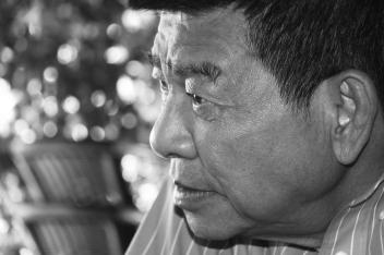 Đinh Quang Anh Thái: Bác Năm Tường 'Phi Lạc Náo Chí Hòa' | Uyên Nguyên